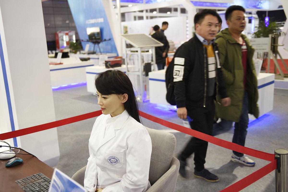 robot Yi Jia