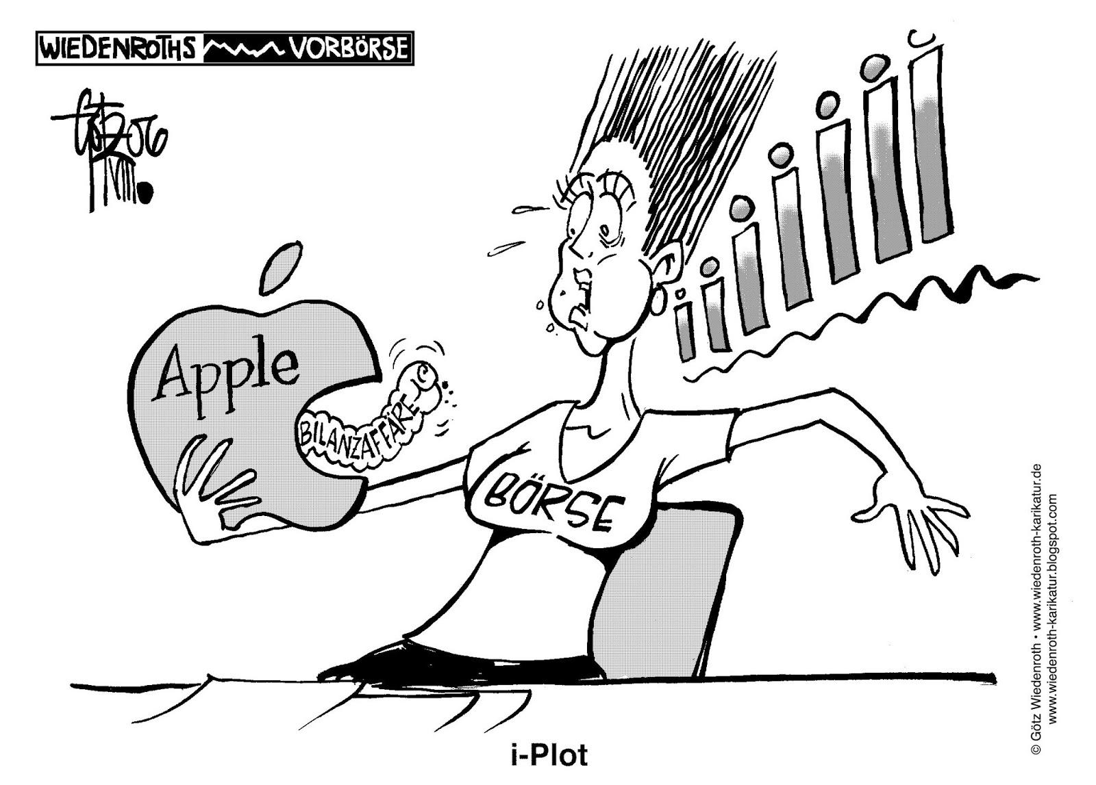 Karikamur Karikatur Wiedenroth 23052013