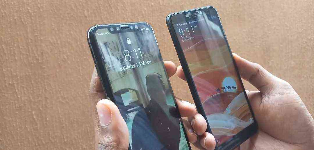 How to setup face ID unlock on the Infinix Hot S3
