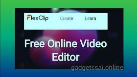Flexclip video maker app for Laptop/PC on Windows 8/10/8.1/7/XP/Vista & Mac Laptop