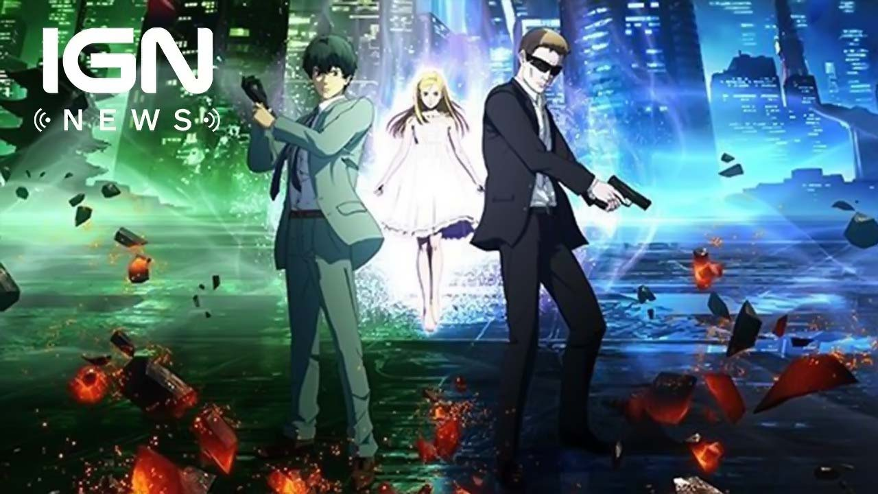 Ingress The Animation Episode 9 Subtitle Indonesia