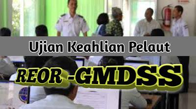 Ujian GMDSS Binasena Bogor