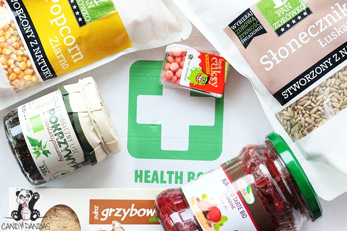 Pudełko zdrowych skarbów cz.15 - Health Box (health-box.pl)