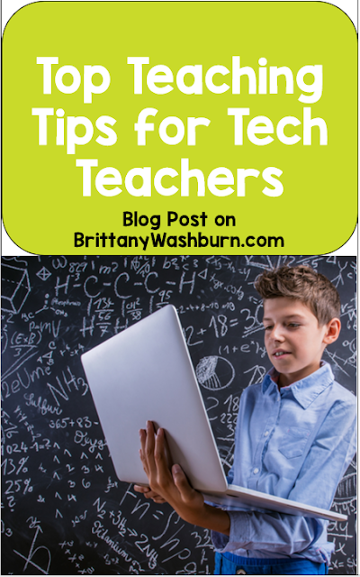 Top Teaching Tips for Tech Teachers