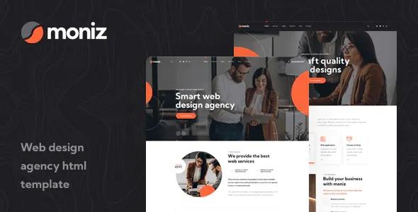 Best Web Design Agency HTML Template