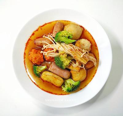 Resepi Oden Homemade Dapur KakSue