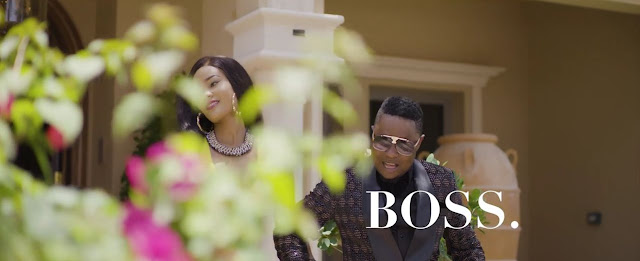 Christian bella Ft. Hamisa mobetto - Boss