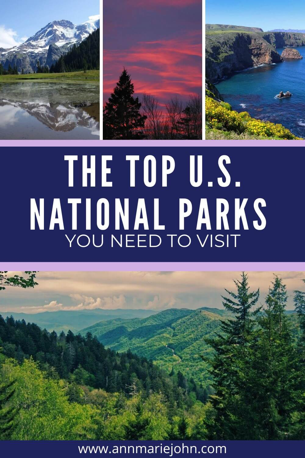 The Top US National Parks You Need to Visit