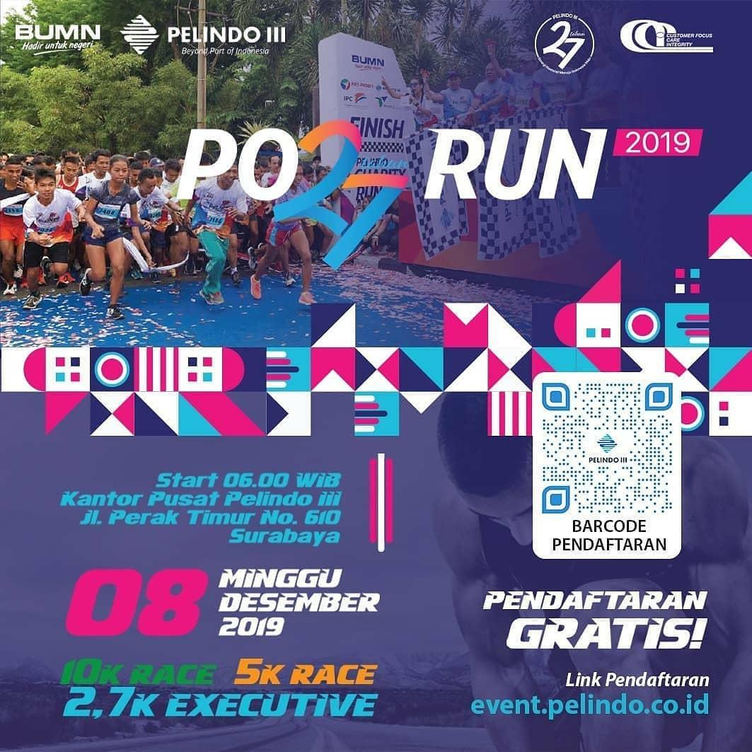 Port Run 27 • 2019