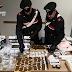 Bari Japigia. Blitz antidroga dei Carabinieri. Arrestate 7 persone sorprese con 1,5 kg di droga suddivisa in dosi, pronta per lo smercio