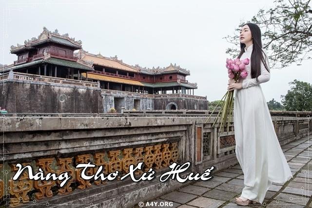 102+ bài thơ tình Nàng Thơ Xứ Huế với lời ca ngợi con gái Huế hay nhất