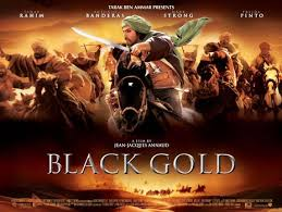 """شركة يوناتيد موشن بيكشترز تقيم عرضاً خاصاً للفيلم الأجنبى الجديد """"the black gold"""" فى سينما جالاكسى بالقاهرة،"""