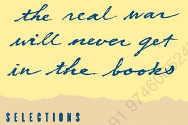Novel The Real War Will Never Get in the Books by Louis P. Masur