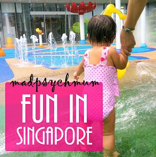 Fun in Singapore!