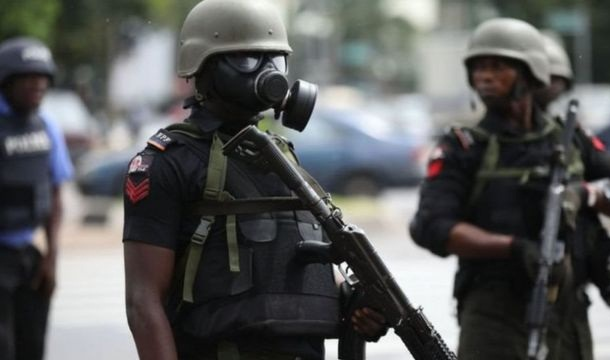 Police Rescues 26 Abducted Children From Abductors