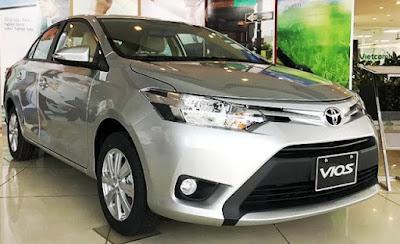 Promo Toyota Tipe Sedan Vios 2018