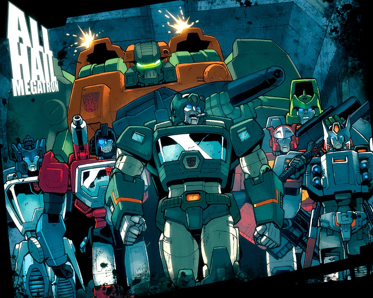 Awesome & Cool Transformer G1 Wallpapers ~ Transformers HUB