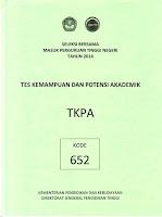 Download Lengkap Soal Dan Kunci Jawaban Sbmptn 2014