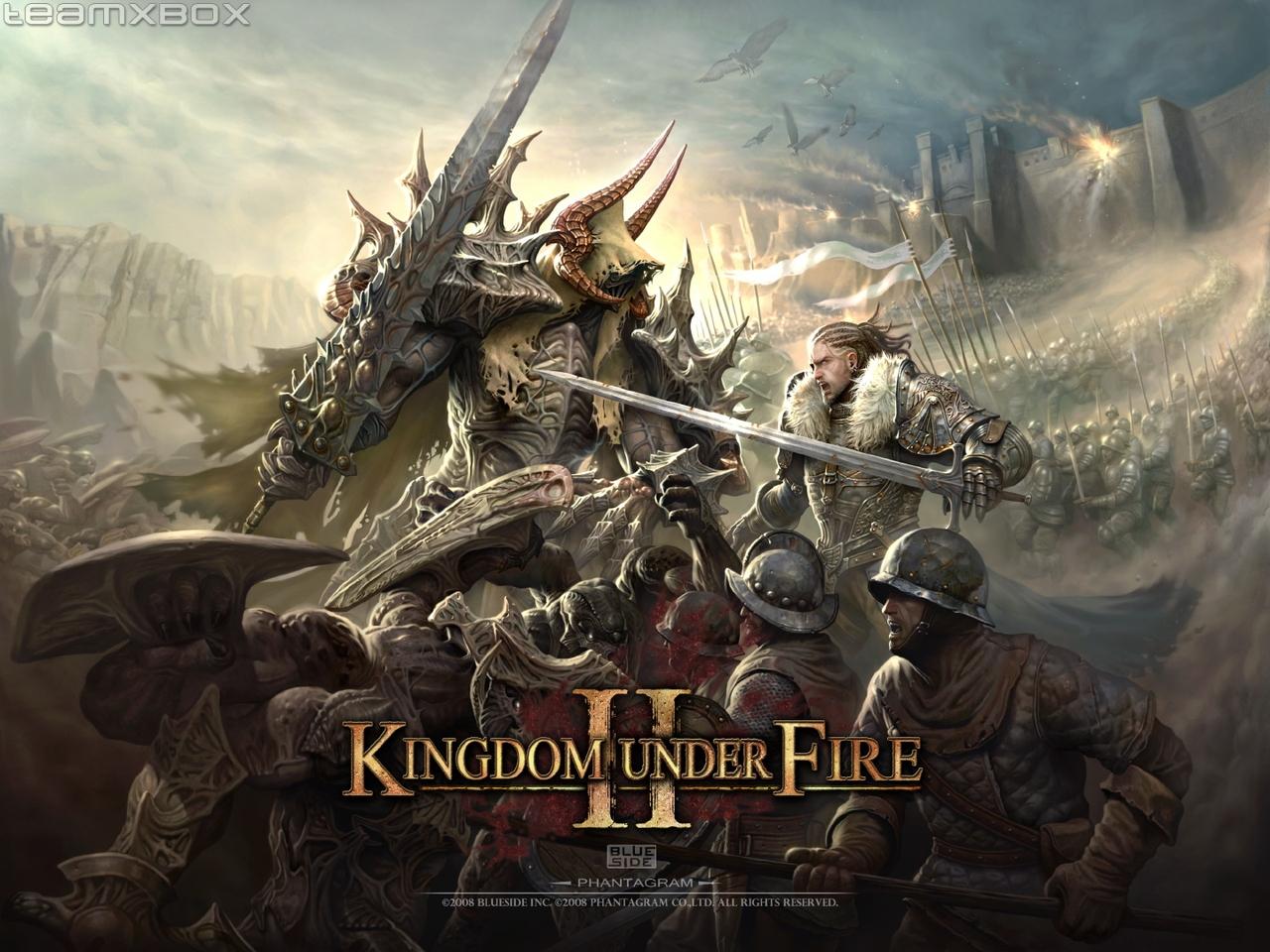 dari keenam game yang masuk daftar online terbaru 2017 akan hadir di indonesia ini mungkin kingdom under fire ii inilah statusnya masih