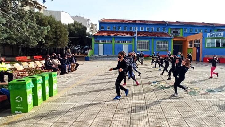 Ξεκίνησε ο Σχολικός Μαραθώνιος Ανακύκλωσης στα Δημοτικά Σχολεία του Δήμου Αλεξανδρούπολης