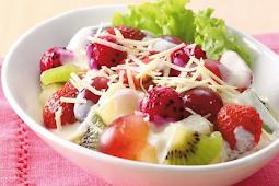 Cara Membuat Salad Buah Enak dan Segar