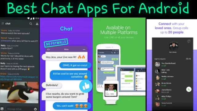 Best-Chat-Apps-For-Android