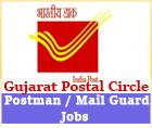 gujarat postman main guard vacancy 2016 in postal circle gujarat