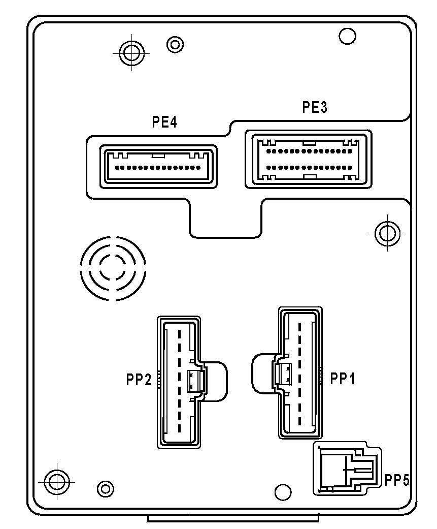 Pp1 afectación según el nivel de equipamiento