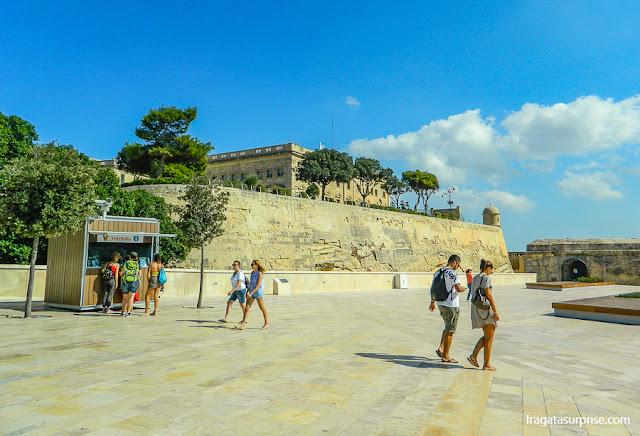 Postos de informações turísticas em Malta