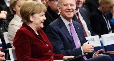 """Байден и Меркель договорились о достройке """"Северного потока-2"""""""