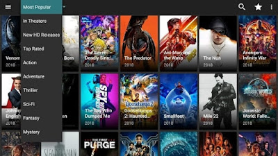 تطبيق TV Titanium لمشاهدة أحدث الأفلام والمسلسلات بترجمة عربية