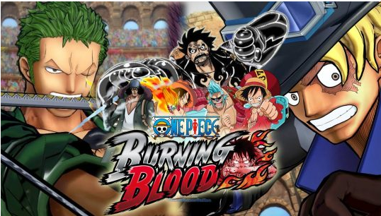 Download Game One Piece Burning Blood-CODEX