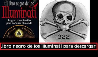 Libro negro de los illuminati de Robert Goodman para descarga #Katecon2006