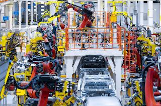 assembly line cikal bakal integrasi rantai pasok