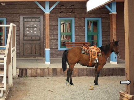 FirstEscapeGames Mining Town Cowboy Escape