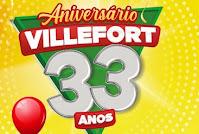 Aniversário Atacadista Villefort 33 Anos