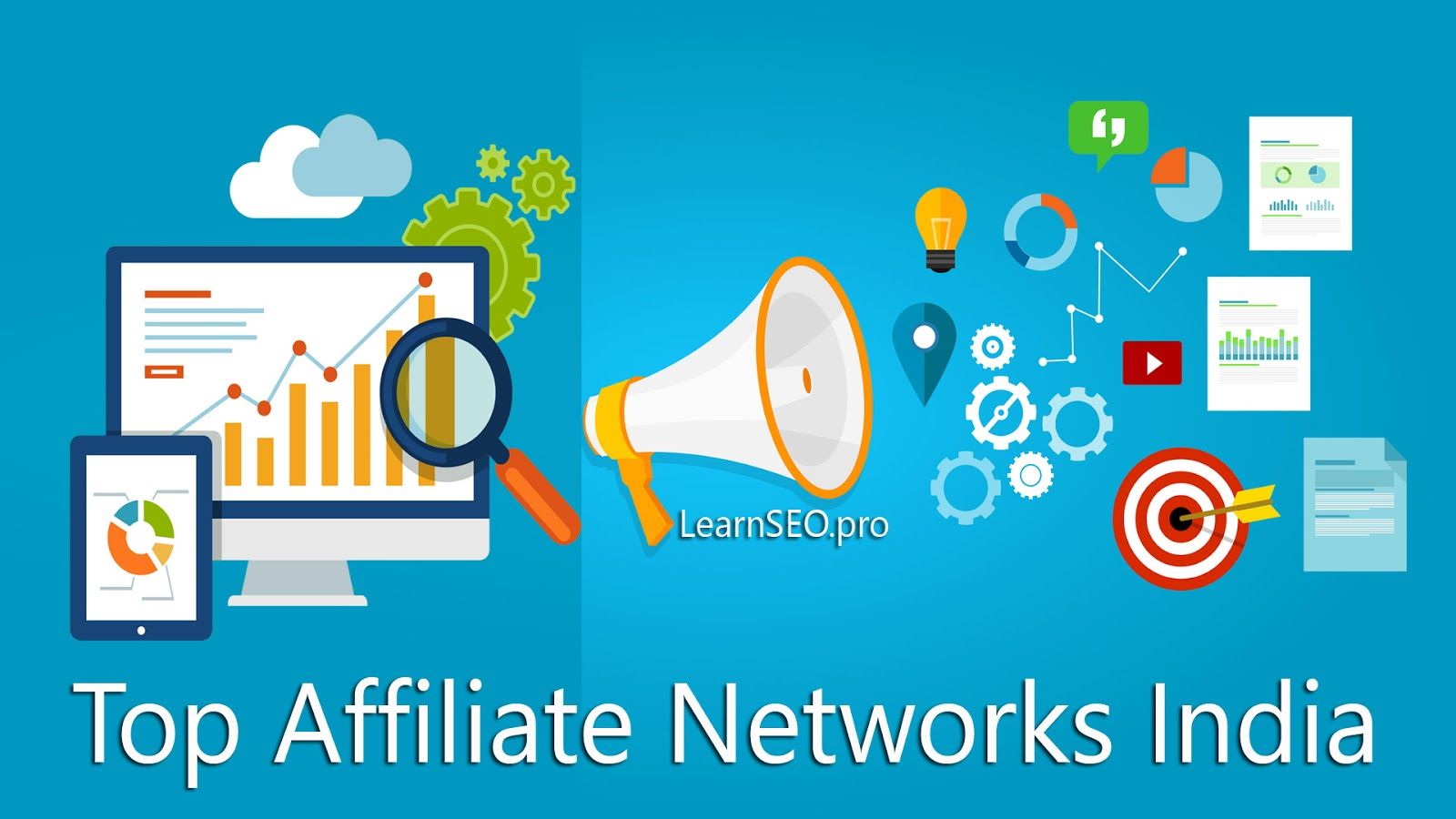Top Affiliate Networks in India | LearnSEO.pro