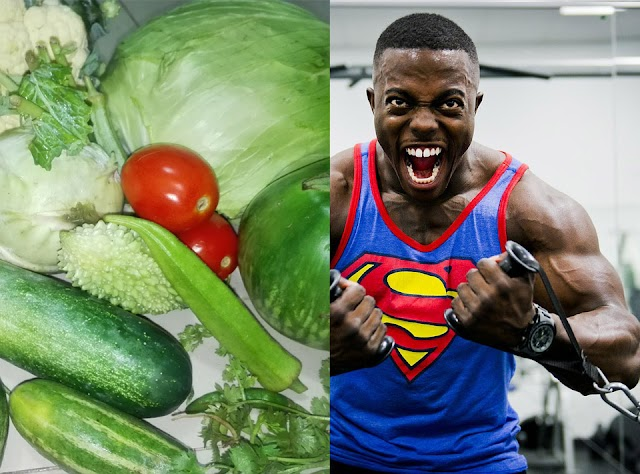 Top 5 Healthy Ways to Gain Weight for Vegetarian