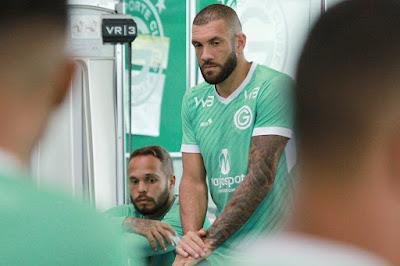 Goiás não deve ter problemas para a decisão contra o RB Bragantino