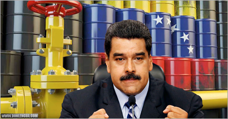 Maduro envió 8 tanqueros con 70.000 barriles de petróleo a Cuba