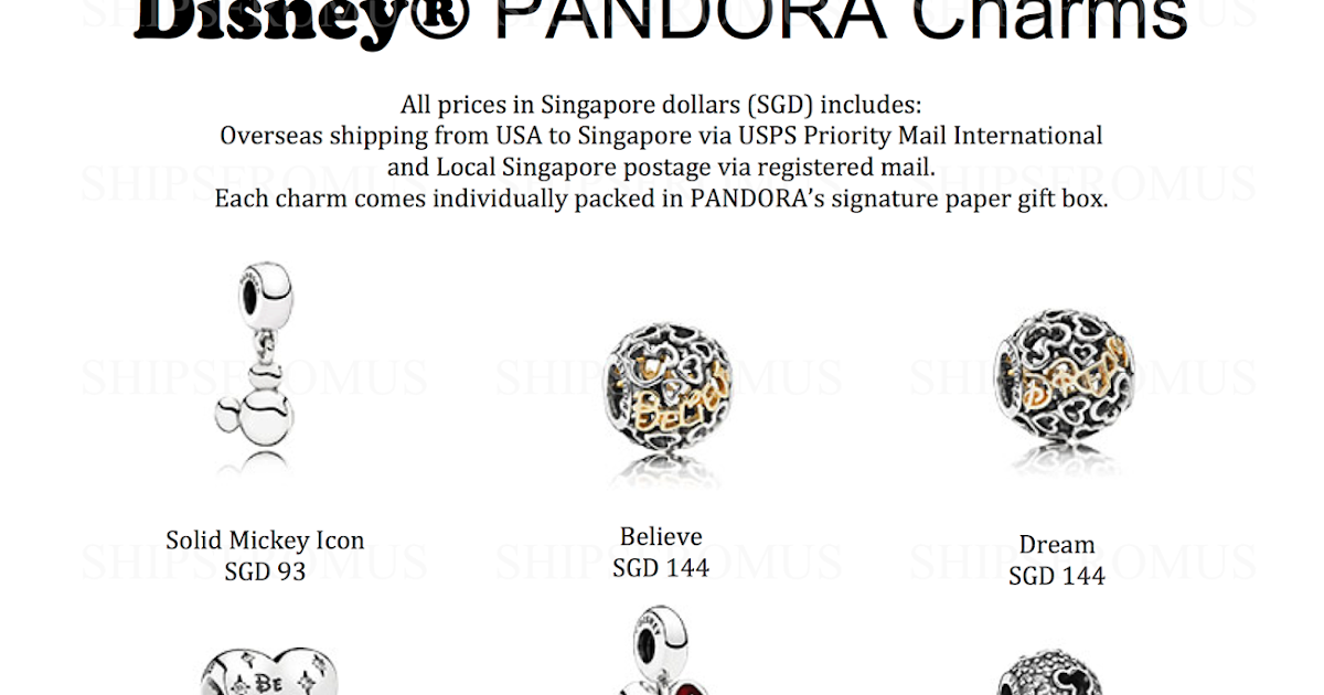 Cheap Pandora Beads Price List Pandoraonline