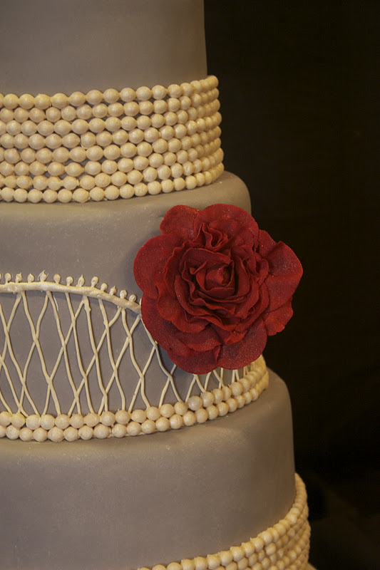 Sugar Kisses Cakes By Design 1920 S Glam