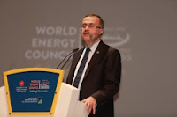 Amin Nasser, CEO Saudi Aramco (Photo Credit: World Energy Congress) Click to Enlarge.