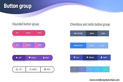 Bootstrap | Button Groups