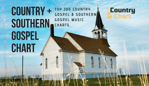 Top 100 country and southern gospel songs chart 2018 top 40