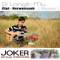 Lirik Lagu Joker Group Indonesia Di Langit Mu
