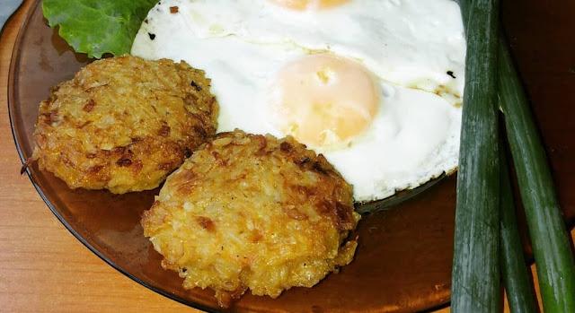 Простые, вкусные и бюджетные капустные котлеты с манкой