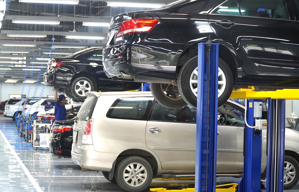 Toyota Phú Thọ
