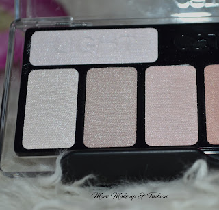 Catrice The Nude Blossom Eyeshadow