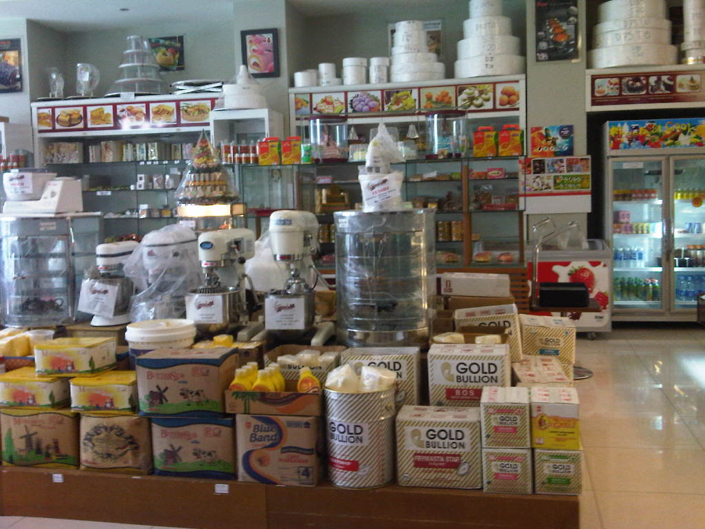 Peluang Bisnis Toko Bahan Kue